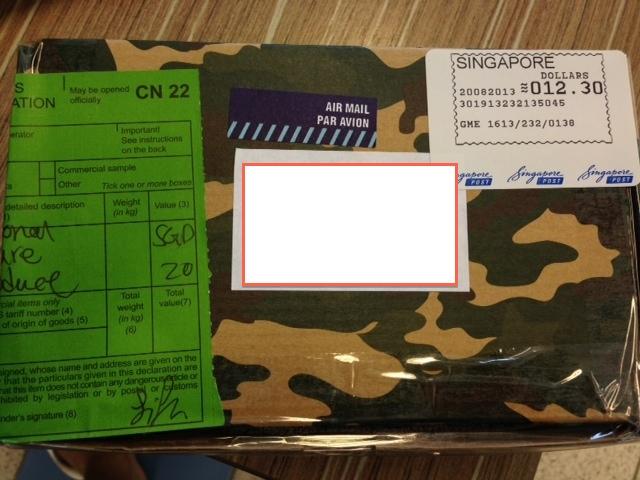 order parcel sample pic 2